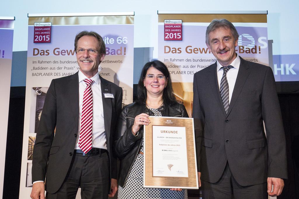 Auszeichnung Sandra Krapf